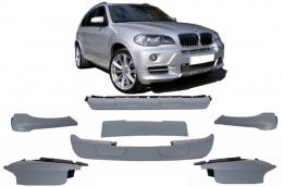 Aerodynamic Body Kit BMW X5 E70 (2007-2011) - BMAEROE70