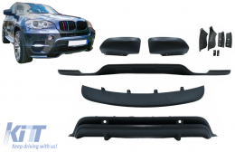 Aerodynamic Body Kit suitable for BMW X5 E70 LCI (2011-2014) - BKBM01