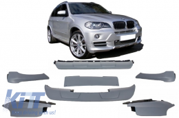Aerodynamic Body Kit suitable for BMW X5 E70 (2007-2011) - BMAEROE70