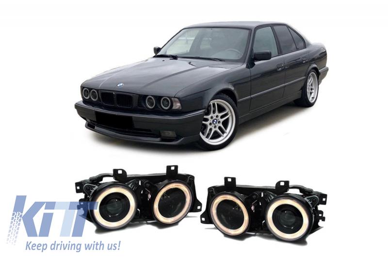 BMW E30 E32 E34 Phare Pièce Intermédiaire 63121394252