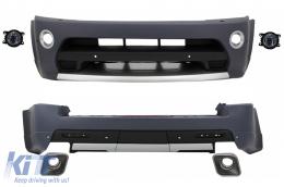 Autobiography Design Body Kit Range Rover Sport Facelift 2009-2013 L320 Black Edition - COCBRRSFLB