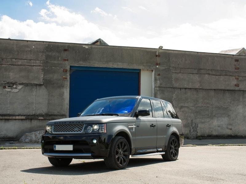 range rover sport autobiography facelift kit carrosserie. Black Bedroom Furniture Sets. Home Design Ideas