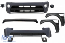 Autobiography Design Body Kit Range Rover Sport Facelift 2005-2013 L320 with Front Fenders - COCBRRSFL