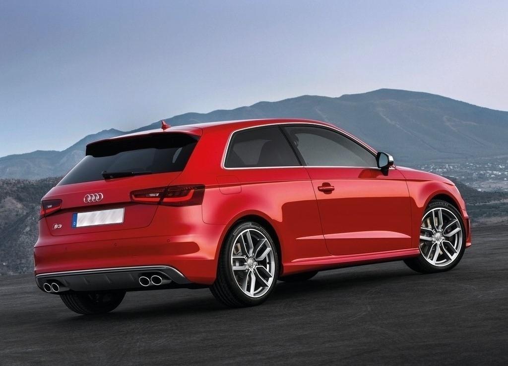 For Audi A3 8V Hatchback Sportback 2012-2015 Rear Bumper ...