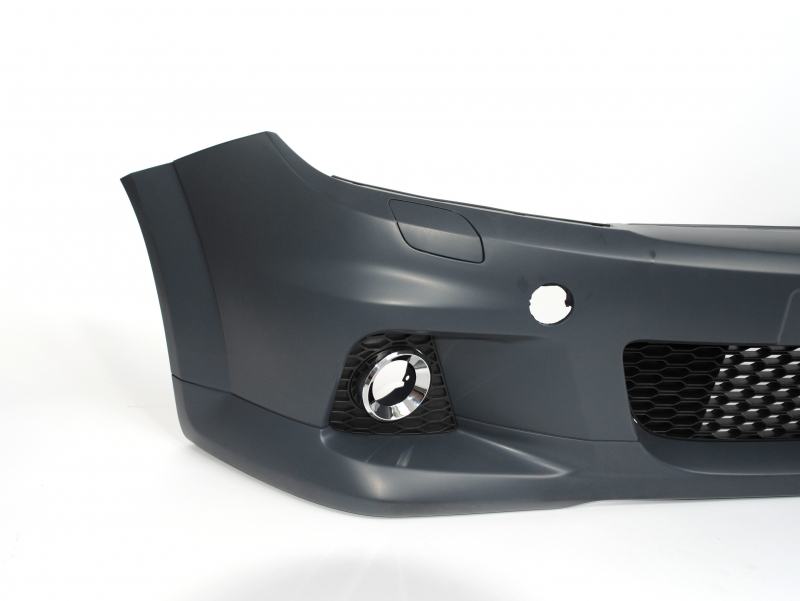 front bumper opel astra h 2004-2007 opc design side central lower