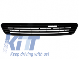 Badgeless Front Grill  Debadged Front Grille Opel Astra G (1998-2005)
