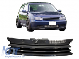 Badgeless Front Grill suitable for VW Golf 4 IV (1997-2005) - FGVWG4