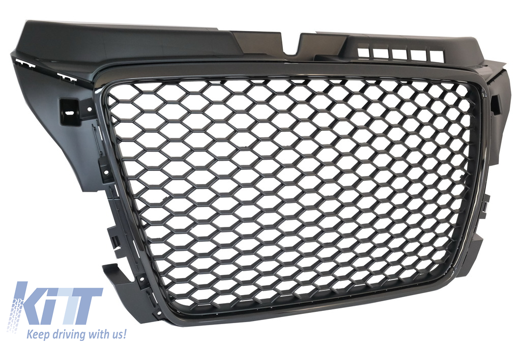 Badgeless Front Grille Audi A3 8p Facelift 2007 2012 Rs