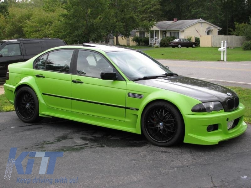bmw 3 series e46 sedan 1998 2005 door moldings m3 design. Black Bedroom Furniture Sets. Home Design Ideas