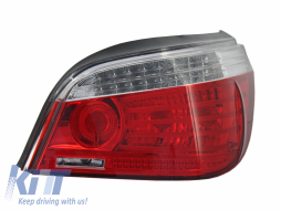 BMW 5 Series LCI E60 (2007-2010) Right LED Taillight 63217177282 - 1224190