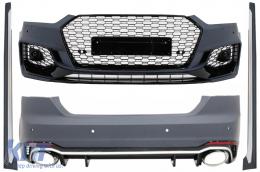 Body Kit Audi A5 F5 Sportback (2017-) Quattro RS5 Design - COCBAUA5F5RSS