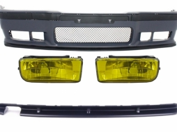 Body Kit  BMW 3er E36 (1992-1997) M3 Design With Yellow Fog Lights  - COFBBME36M3FYD