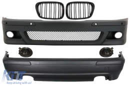 Body Kit BMW 5 Series E39 (1997-2003) M5 Design With Fog Lights Smoke