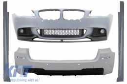 Body Kit BMW 5 Series F11 Touring (Station Wagon, Estate, Avant) (2011-2013) M-Performance Design - CBBMF11MPTH