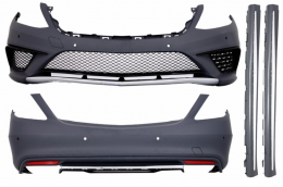 Body Kit Mercedes Benz W222 S-Class (2013-up) S63 AMG Design - CBMBW222AMGS63