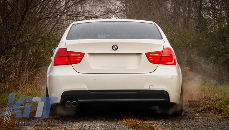 BMW 3 Coupe E92 LCI Facelift Wing Tail Light Rear Lamp Left OEM 2010