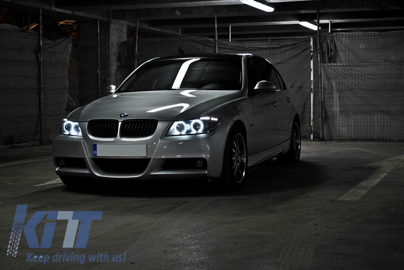 BMW 3 SERIES E90 4-DOOR 2005-2011 FULL PRE CUT WINDOW TINT KIT