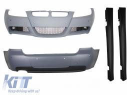 Body Kit suitable for BMW 3 Series Touring E91 LCI (2008-2011) M-Technik M-Sport M-Tech Design