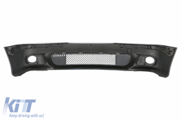 Body Kit suitable for BMW 5 Series E39 (1995-2003) M5 Design With Fog Lights Smoke - COCBBME39M5DOFS