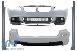 Body Kit suitable for BMW 5 Series F11 Touring (Station Wagon, Estate, Avant) (2011-2013) M-Performance Design - CBBMF11MPTH