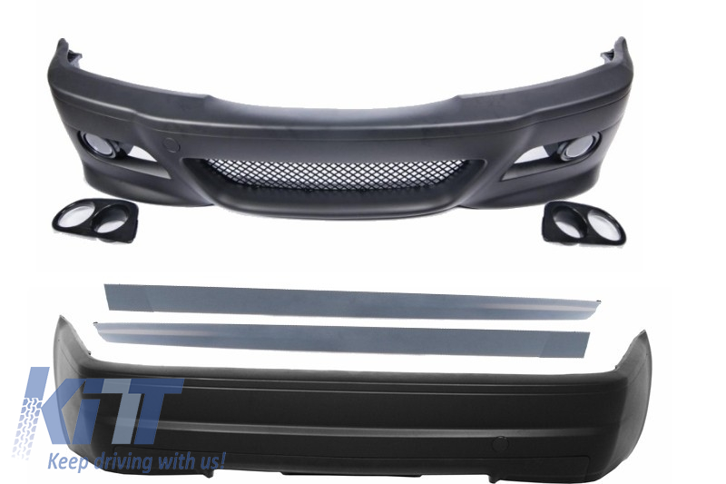 Body Kit Suitable For Bmw E46 98 05 3 Series 2d Coupe Cabrio M3 Csl Design