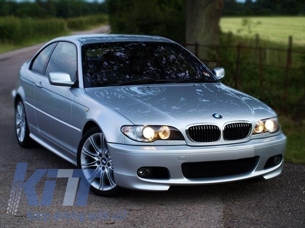 Body Kit Suitable For Bmw E46 98 05 3 Series Coupe Cabrio M Technik Design