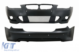Body Kit suitable for BMW E60 Sedan Non-LCI 2003-2007 M-Technik Design with PDC 24mm