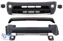Body Kit suitable for Land Range Rover Sport L320 Facelift (2009-2013) Autobiography Design - CBRRSFL