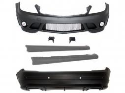 Body Kit  suitable for MERCEDES-Benz C-Class W204 C63 AMG 2007-2012 - COCBMBW204AMG