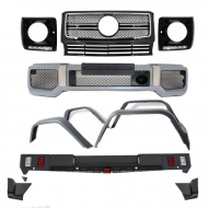 Body Kit suitable for MERCEDES W463 G-Class (1990-2012) New G65 A-Design - COCBMBW463AMGBC