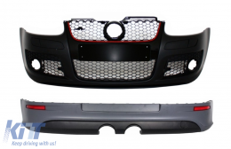 Body Kit suitable for VW Golf 5 V Mk5 (2003-2007) GTI R32 Design - COFBVWG5GTIWFRB