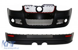 Body Kit suitable for VW Golf Mk 5 V Golf 5 (2003-2007) GTI R32 Design - COFBVWG5GTIWFRBTH