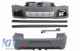 Body kit suitable for VW Golf VI Golf 6 R20 Look (2008-up) - COCBVWG6R20