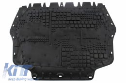 Bottom engine cover fits to: Audi A3 II 8P, S3 8P 2003 - 2013; Seat ALTEA 2004 - 2015, LEON II 2005 - 2013, TOLEDO III 2004 - 2009; Skoda OCTAVIA II 2004 - 2013, SUPERB II 2008 - 2013, YETI 2010 - 201 - 50408