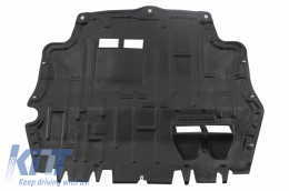 Bottom engine cover fits to: Volkswagen PASSAT B6 (2005-2010) - 150411