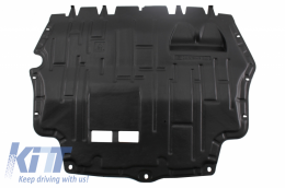 Bottom engine cover fits to: Volkswagen PASSAT B6 (2005-2010) - 150409