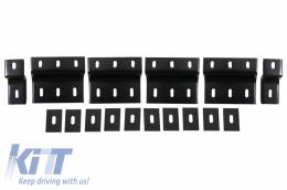 Brackets Running Boards Side Steps Hyundai Santa Fe MkIII (DM) (2013-up) - BRBHYSFE2