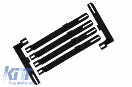 Brackets Running Boards Side Steps suitable for HONDA CRV 2012+ IV Generation OEM Design - BRBHOCRV12