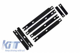 Brackets Running Boards Side Steps suitable for HYUNDAI Tucson III TL (2015-) - BRBHYTU15