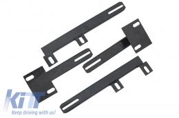 Brackets Running Boards Side Steps suitable for PEUGEOT 3008 (2009-2016) - BRBPEUG3008