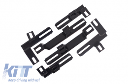 Brackets Running Boards Side Steps  suitable for TOYOTA RAV4 (XA40) (2013-up) OEM Design - BRBTORAV4F