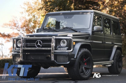 BullBar suitable for MERCEDES G-Class W463 (1989-up) AMG B-Design G63 G65 - BBMBW463B