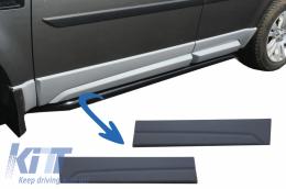 Car Door Strip Front Left & Right suitable for Land Rover Freelander 2 (2006-2014) - LBFR027