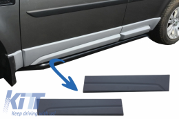 Car Front Side Skirts Door Panels Left & Right suitable for Land Rover Freelander 2 L359 (2006-2014) - LBFR027