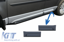 Car Rear Side Skirts Door Panels Left & Right suitable for Land Rover Freelander 2 L359 (2006-2014) - LBFR0271