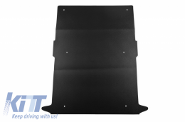 Cargo mat Fiat Doblo II ; suitable for OPEL Combo D 2011+ - 100337