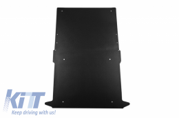 Cargo mat suitable for Fiat Doblo II OPEL Combo D 2011+ - 100336