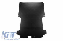 Cargo mat suitable for FORD Transit Custom short 2012 - 100459