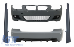 Complet Body Kit suitable for BMW 3 Series E92 E93 (2006-2009) Non-LCI Coupe Cabrio M Design - COCBBME92MTPDCSSP