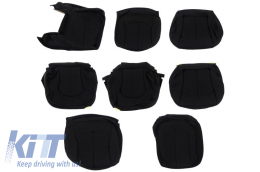 Complet Car Covers Leather suitable for SEATs Kia Sportage - CCLKS